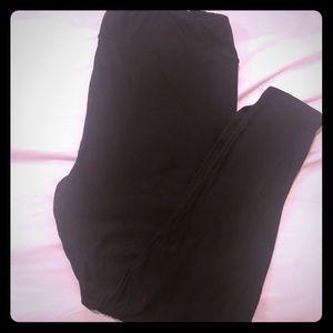 Lularoe TC2 leggings size 1X, 2X,3X